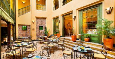Hotel de la Opera_dining