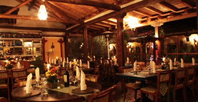 Posada de San Antonio_dining