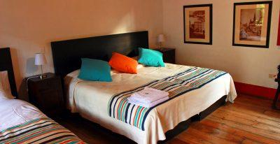 Termales la Quinta_guest room