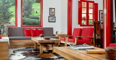 Termales la Quinta_living room