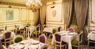 The Orchids_Rossini Restaurant