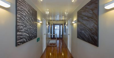 Galapagos Odyssey - Main Deck Corridor