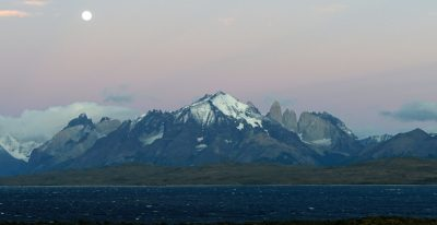 Early Morning Torres del Paine, Chile