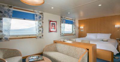 Santa Cruz II - Darwin Suite