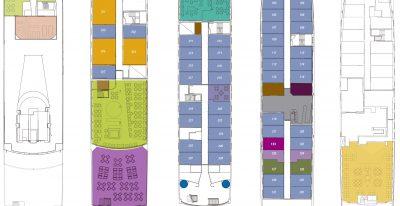 Santa Cruz II - Deck Plan