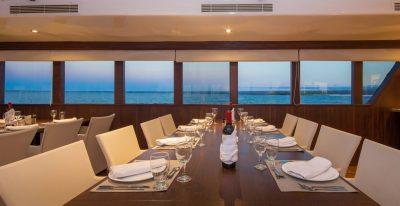 Galapagos Odyssey - Dining Area