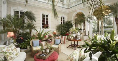 Casa Gangotena_lobby lounge