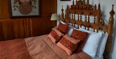Casa San Marcos_bed