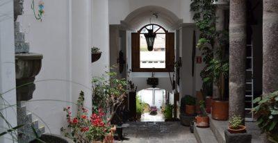 Casa San Marcos_entryway