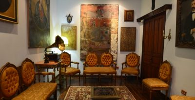 Casa San Marcos_living room