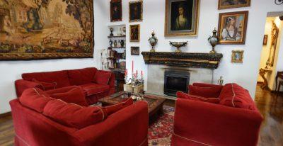 Casa San Marcos_sitting room