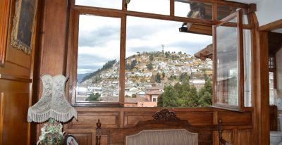 Casa San Marcos_view