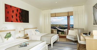 Finch Bay_Ocean View twin room