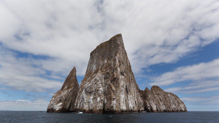 San Cristobal, Galapagos - Kicker Rock