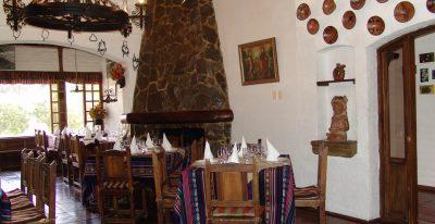 Hacienda Abraspungo_dining