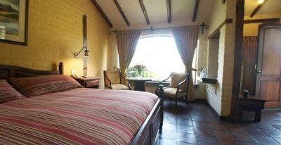 Hacienda Abraspungo_guest room