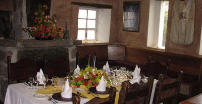 Hacienda Cusin_dining
