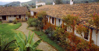 Hacienda Cusin_view of the property