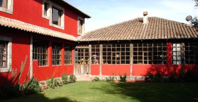 Hacienda Hato Verde_courtyard
