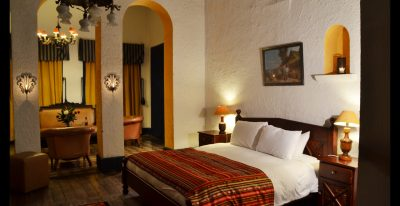 Hacienda Pinsaqui_guest room