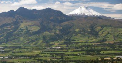Ecuador Highlands - Cotopaxi Volano