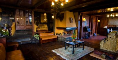 La Andaluza_common area