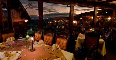 La Andaluza_dining