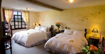 La Andaluza_twin room