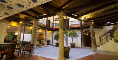 La Casona de la Ronda_interior courtyard