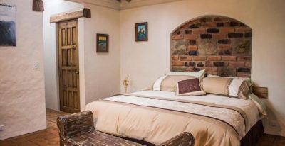 La Jimenita_guest room