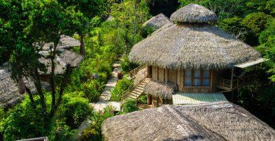 La Selva Lodge - exterior