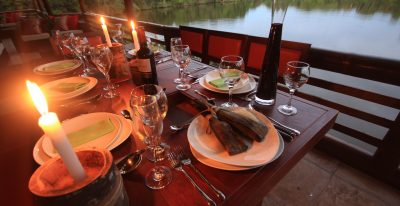 La Selva Lodge_lakeside dining