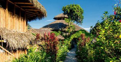La Selva Jungle Lodge - Exterior View