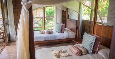 La Selva Lodge_twin room