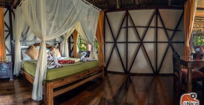 Napo Wildlife Center_cabin
