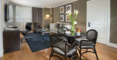 Oro Verde_Leading Suite living