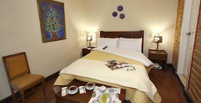 Portal de Cantuna_guest room