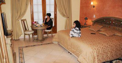 Rincon de Puembo_guest room