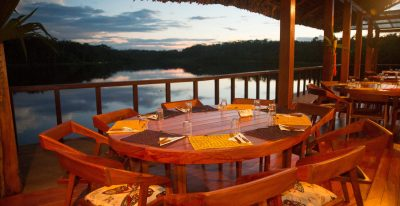 Sacha Lodge_dining