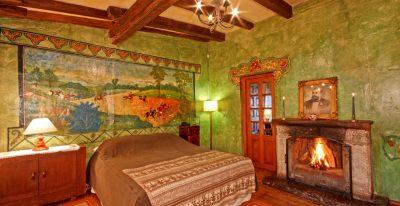San Agustin de Callo_room