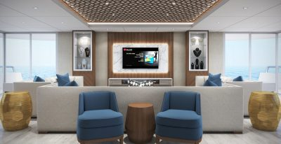 Elite - Interior Lounge