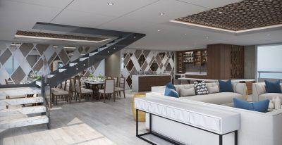 Elite - Lounge & Dining