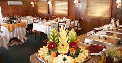 Evolution - Dining Room