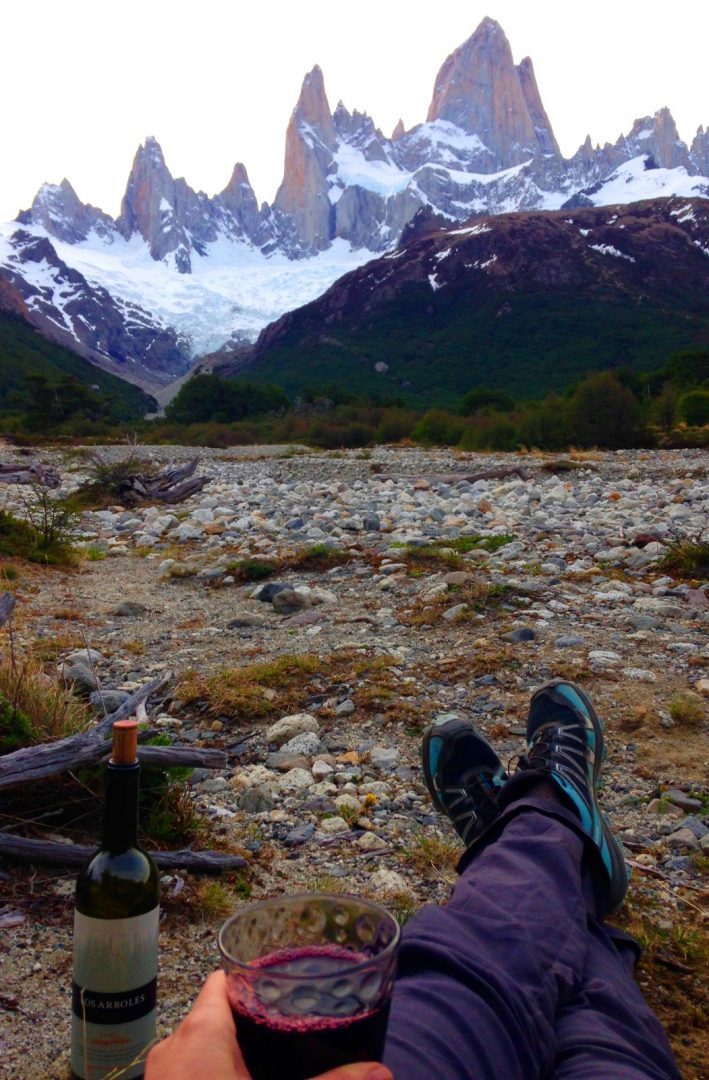 Peace in Patagonia