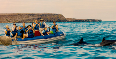 Galapagos Family Adventure