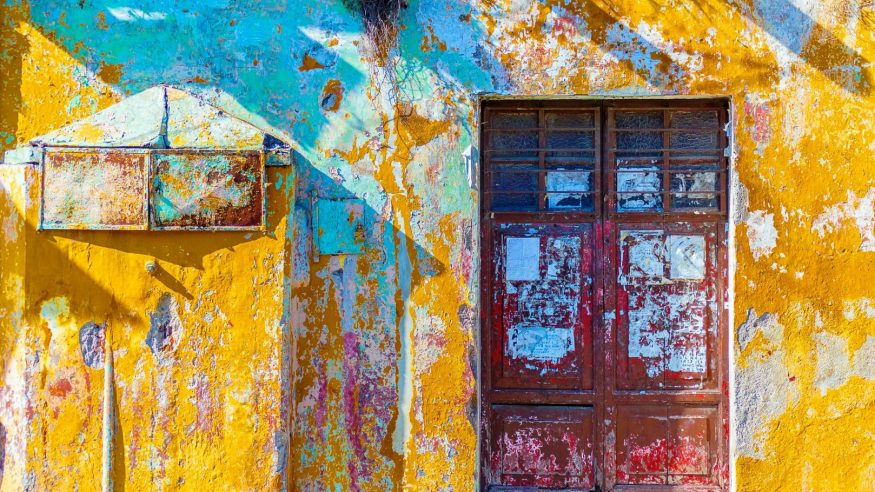 Guatemala - Antigua Colors