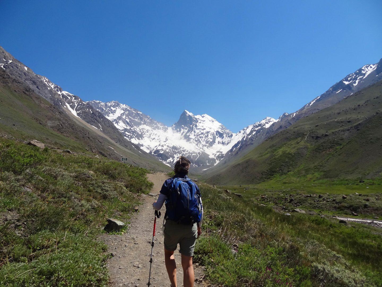 Hike Up El Morado