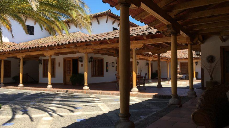 Colchagua Valley - Montgras Vineyards