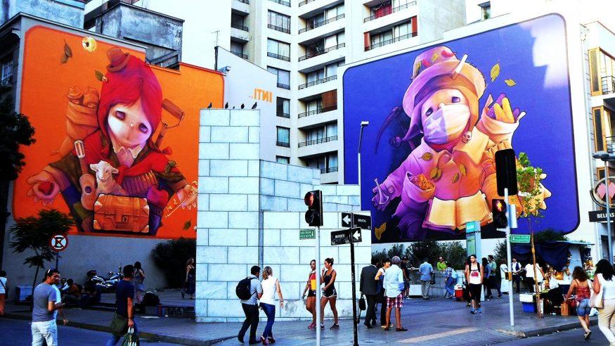INTI's former Bellavista mural
