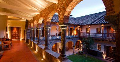 Inkaterra La Casona Cusco - Courtyard